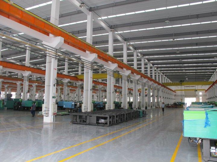 WELLTEC MACHINERY'nin Çin'deki fabrikası üst düzey kalite ve teknolojisiyle göz dolduruyor.