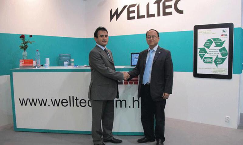 Nokta Plastik, WELLTEC MACHINERY'nin Avrupa Bölgesi Servis ve Yedek Parça Merkezi Oldu.