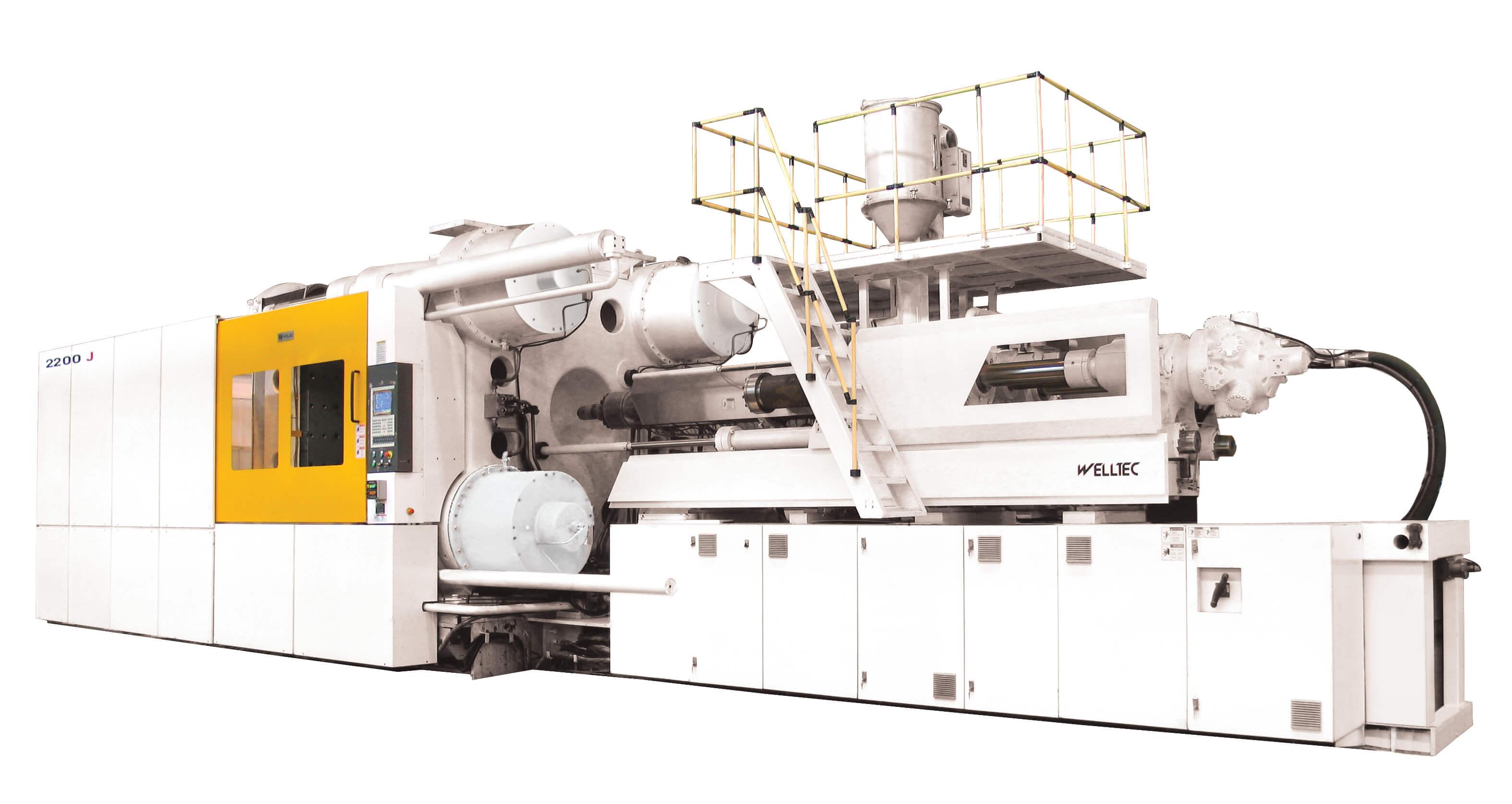 JSEII(1000-4000t) Serisi Çift Plaka Servo Motorlu Plastik Enjeksiyon Makinesi