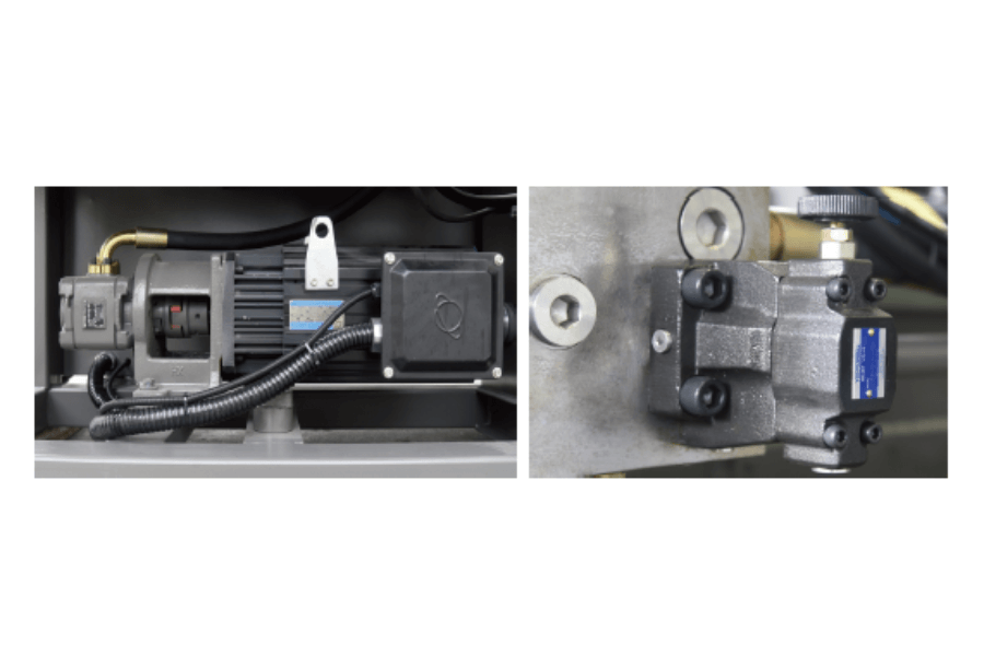SEIII Serisi Servo Motorlu Plastik Enjeksiyon Makinesi