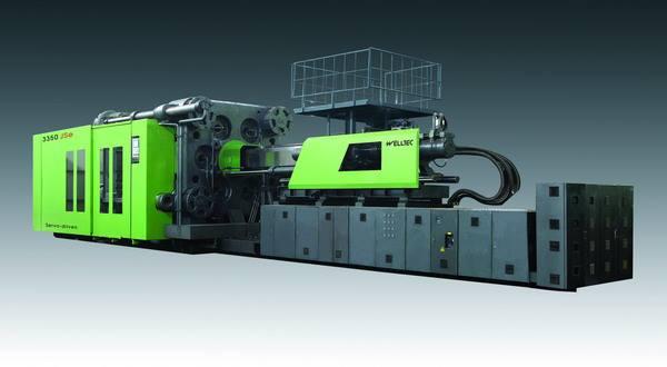 Welltec 3350JSe Plastik Enjeksiyon Makinesi
