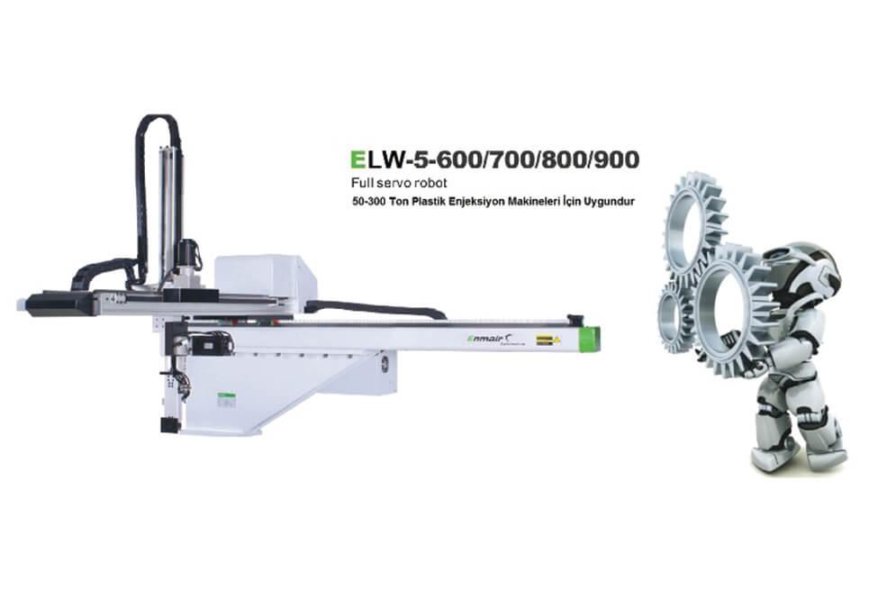 ELW Series 3 Axis Servo Robot