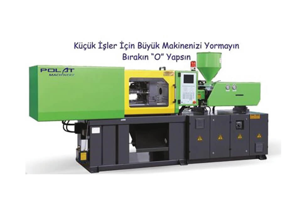 Small Injection Molding Machine