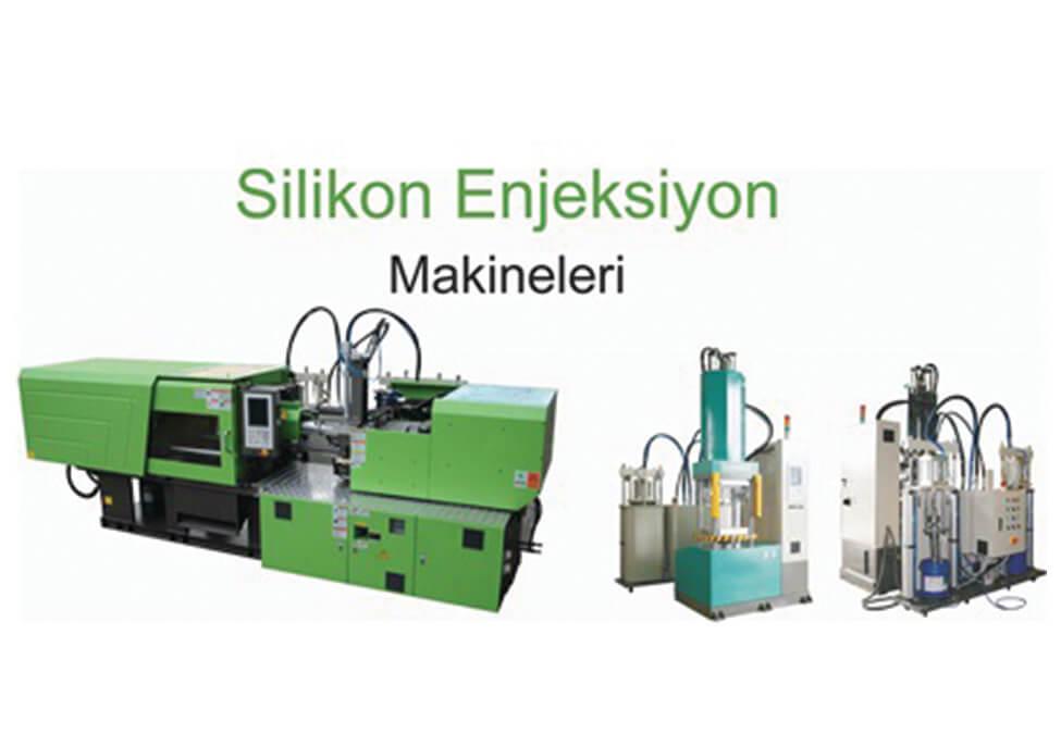 LSR Serisi Silikon Enjeksiyon Makinesi