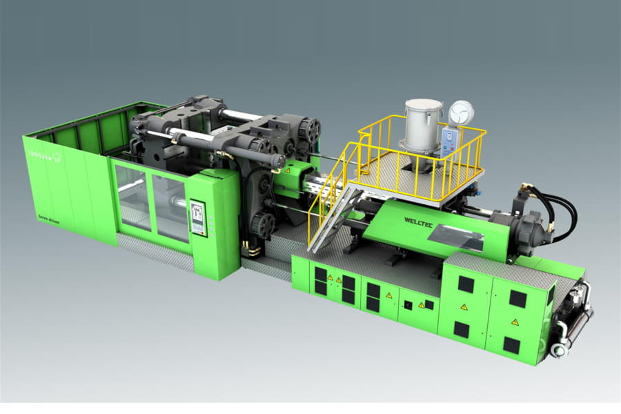 JSEII(1000-4000t) Series Ultra Large-sized Servo-driven Two-platen Injection Moulding Machine