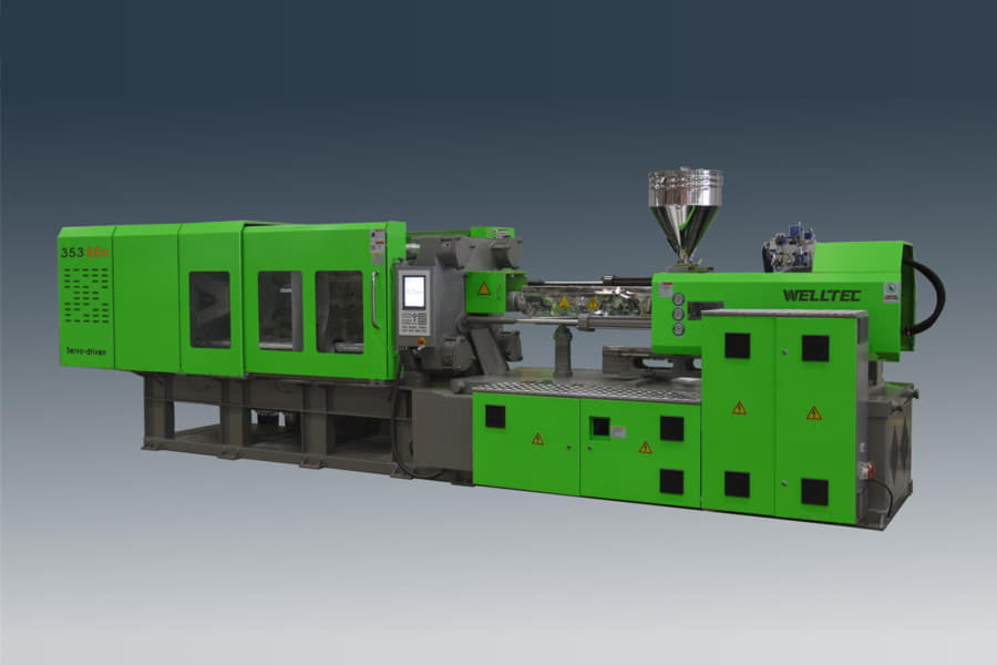 SEc Series Servo Energy  Saving Thin-wall High Special Injection Moulding Machine