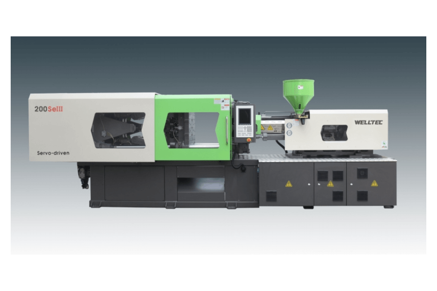 SEIII Servo-driven Energy Saving Injection Moulding Machine